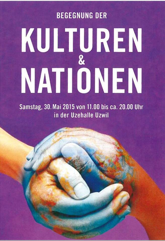 Kulturen und Nationen Flyer